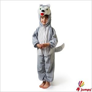 تن پوش حیوانات مدل گرگ