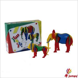 ساز وباز شیر و فیل