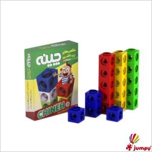 مکعب های ریاضی چینه 20 تایی