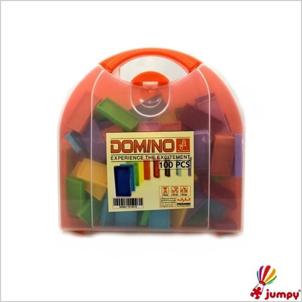دومینو 100 قطعه