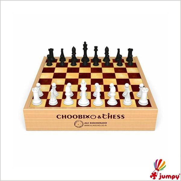 چوبیکسو و شطرنج