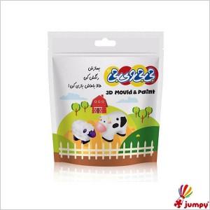 ساختنی جی جی وی جی مدل گاو و گوسفند