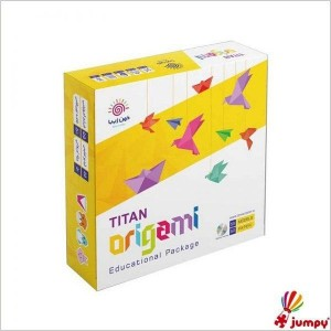 اوریگامی تیتان