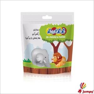 ساختنی جی جی وی جی مدل شیر و فیل