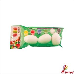 رنگ آمیزی تخم مرغ (