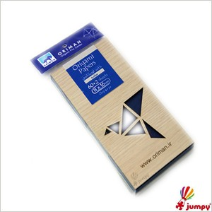 کاغذ اوریگامی ساده